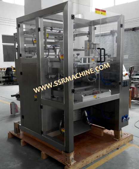 Packing machine for 500g-5000g products