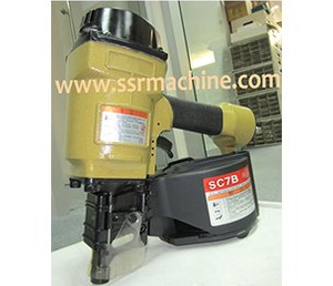 SC- 70B Wood Working Coil Nailer pneumatic carpenter tools