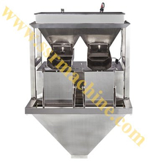 2Head Linear Weigher Weighing machine