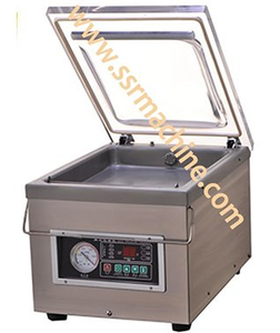 Food Industry big chamber vacuum sealer for coffee, foods