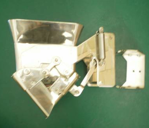 Weight Bucket Dimple Plate surface of different Head Scale