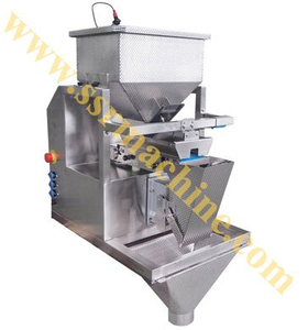 Single Head Conveyor Belt Weigher small hardwares Scale