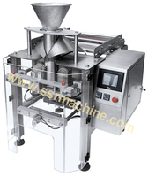 Small vertical form fill seal machine for Soft Plastic Pouch Packing