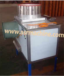High-efficiency Garlic Shallot Bulk Clove Breaking Separating Splitting Machine